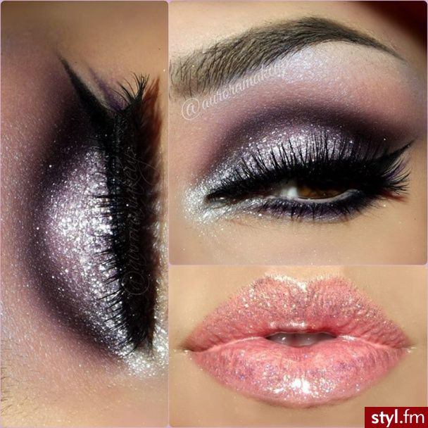 A Collection Of 40 Best Glitter Makeup Tutorials And Ideas For 2019