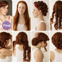 1930S Curls Tutorial