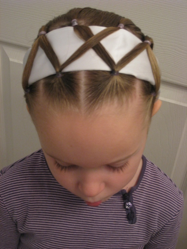 Long Hair Easy Cute Hairstyles For Little Girls 88