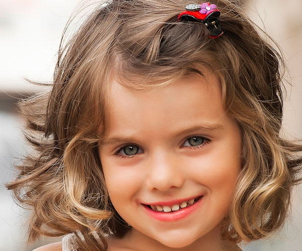 23 Lovely Hairstyles for Little Girls Pretty Designs