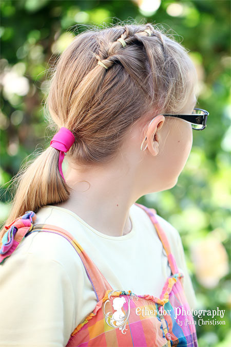 23 Lovely Hairstyles for Little Girls - Pretty Designs