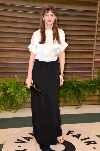 Style to Steal: Celebrities' Long Skirts for the Season - Pretty ...