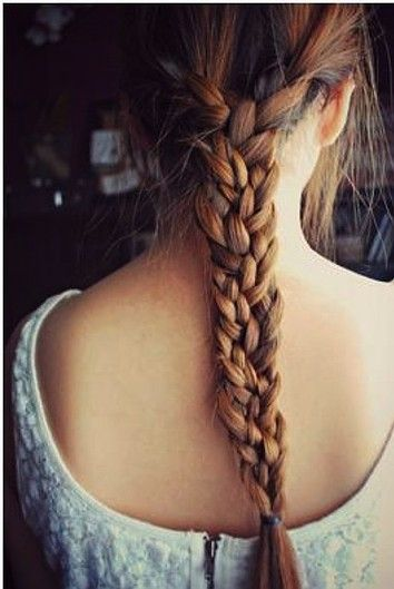 Basket Braids Hairstyle