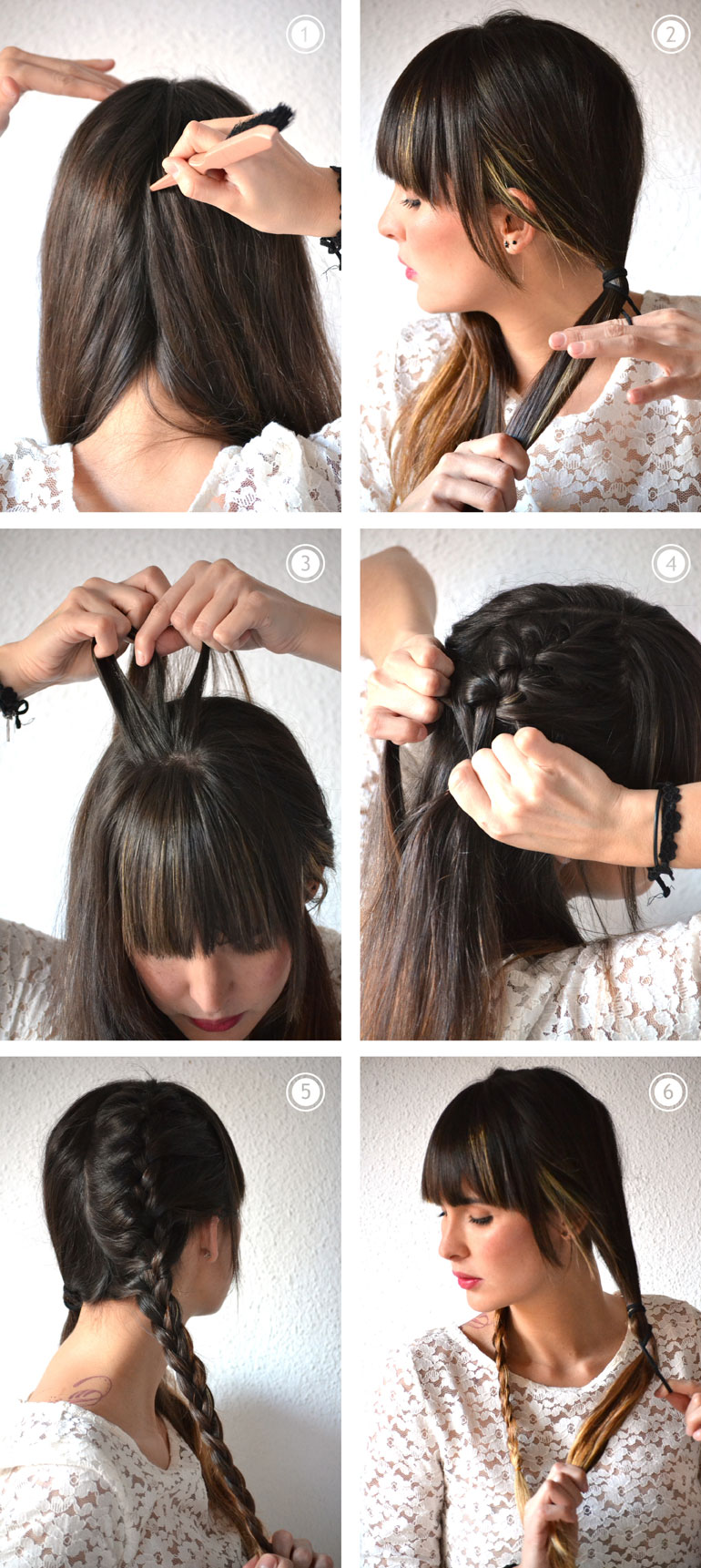 10 Fabulous Diy Hairstyles With Hair Accessories Pretty