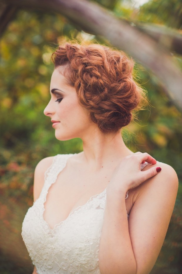 17 Glamorous Braided And Bun Hairstyles For Spring 2014