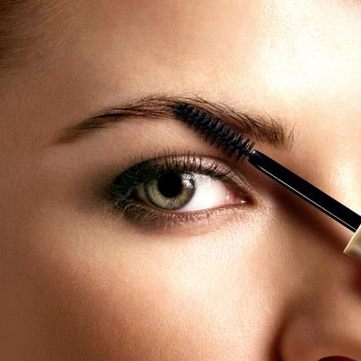 Brow defining With Brow Gel