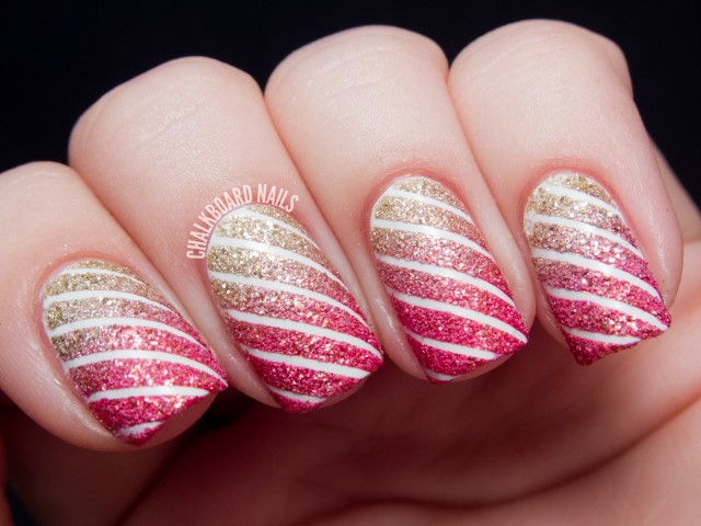 14 Striped Nail Designs For The Season Pretty Designs