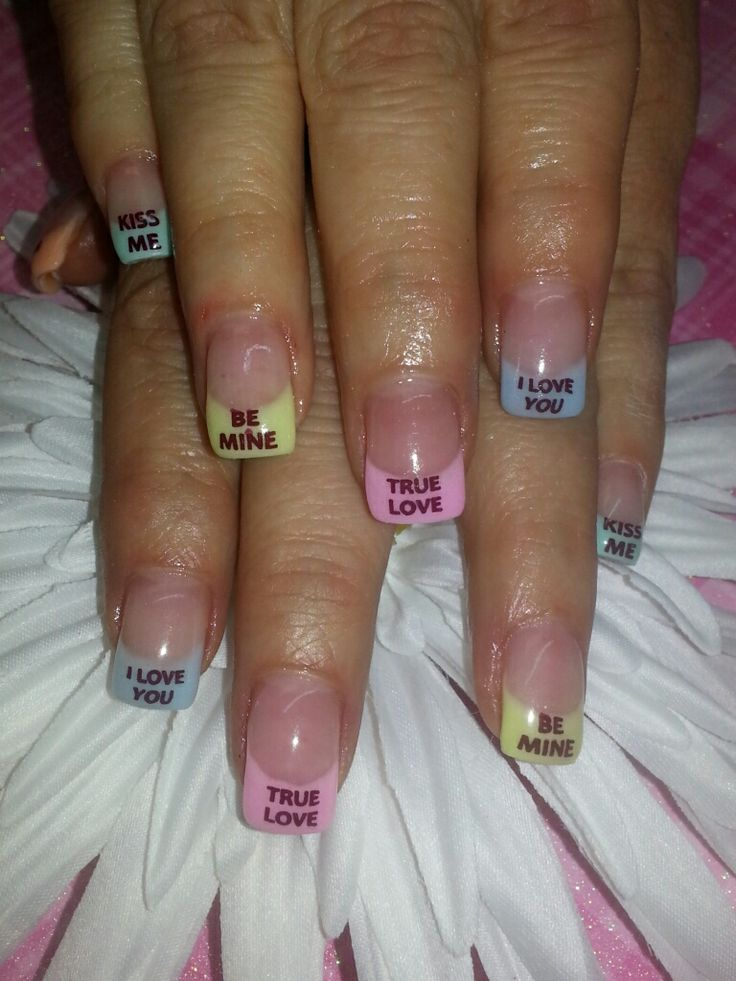 Sweet Nail Designs for this Weekend - Pretty Designs