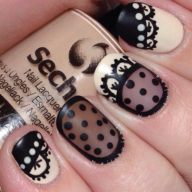 Cool nail art designs :