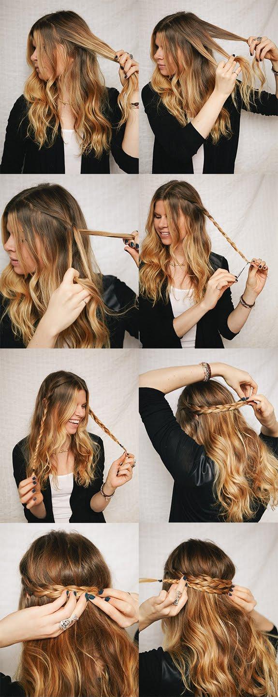 Magnificent 13 Interesting Tutorials For Everyday Hairstyles Pretty Designs Short Hairstyles Gunalazisus