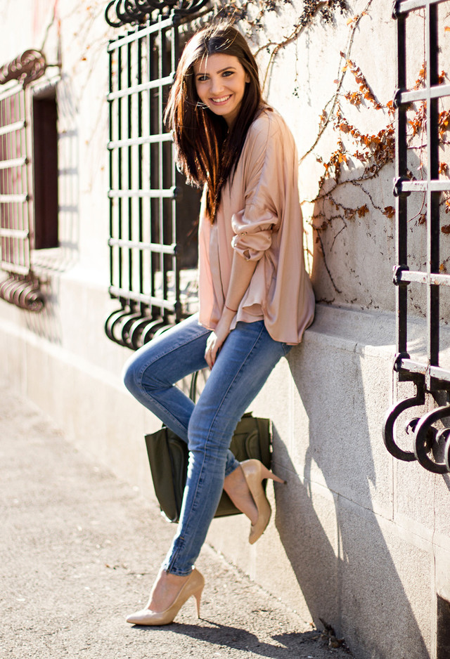 Young women fashion. Clothes stores