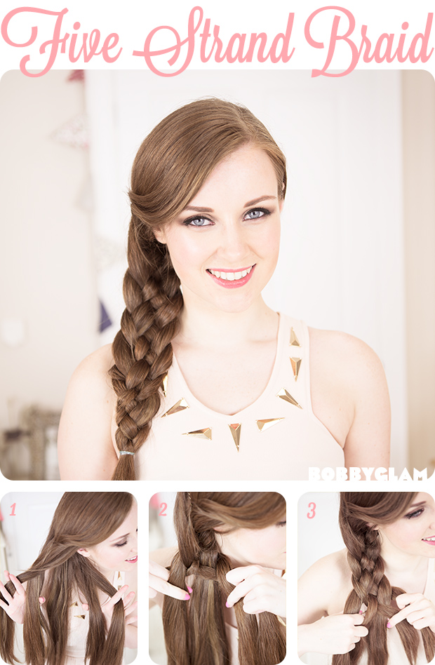 Pleasing 20 Most Beautiful Braided Hairstyle Tutorials For 2014 Pretty Short Hairstyles Gunalazisus