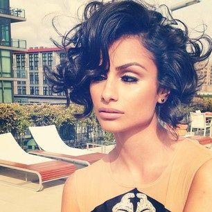 2014 Flirty Short Curls