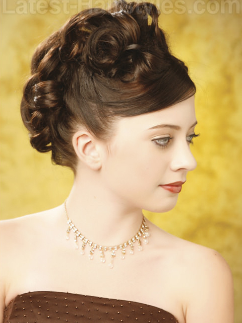 18 Perfect Wedding Updos For Women 2014 Pretty Designs