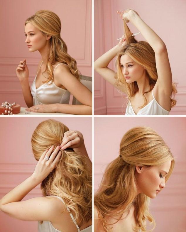 Makeup Tutorials Bun Hairstyles Makeup Tutorials: 14 Wonderful Hairstyles With Tutorials For Long Hair