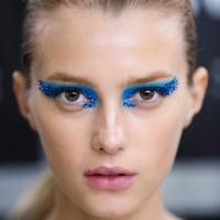 Blue Eyes for Vampire MakeUp Ideas via