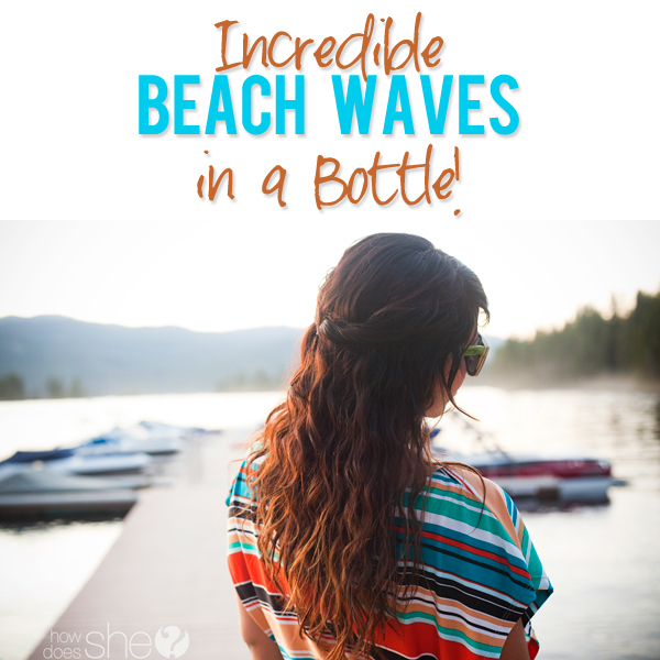 Incredible Beach Waves