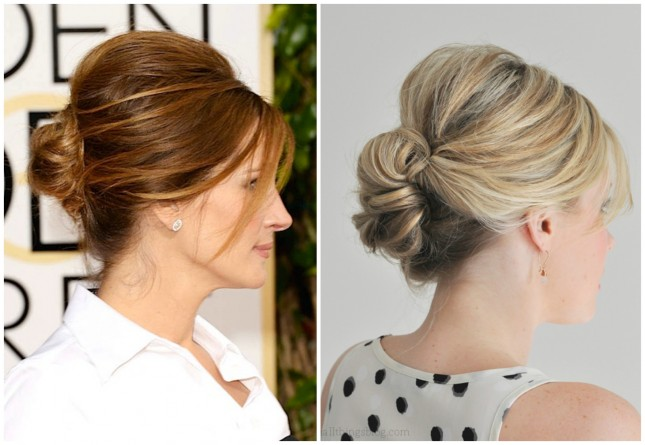 Julia Roberts – High Volume Updo