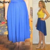 Knee-high Skirt