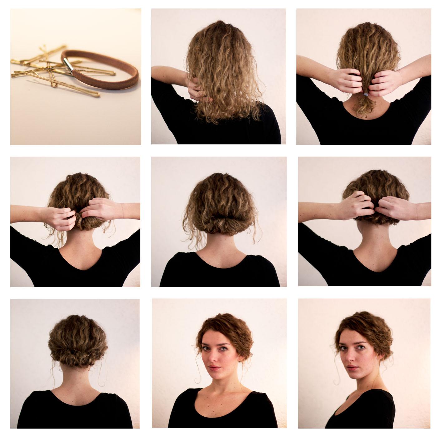 Sensational Diy Hairstyles For Short Hair Easy Casual Hairstyles For Long Hair Hairstyles For Women Draintrainus