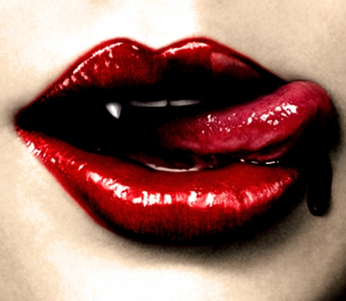 Bloody Lips Bloody Lips for Vampire