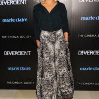 Margarita Levieva Long Skirt/Getty Images