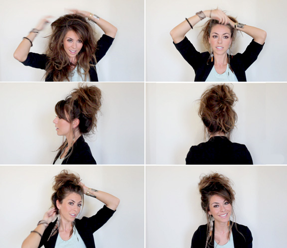 10 Elegant Bun Hairstyles With Helpful Tutorials