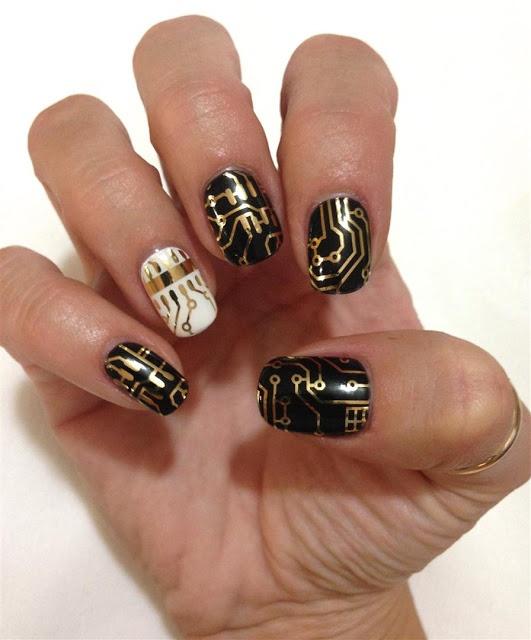 Minx nails designs best nails 2018 20 minx nail designs you won t miss pretty prinsesfo Choice Image