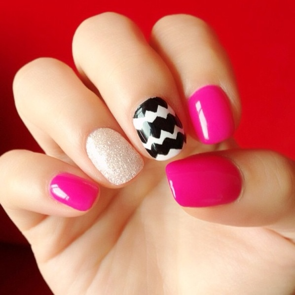Pretty Nail Art: Nail Designs To Try: Stunning Nail Arts For The Week