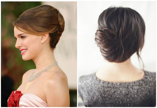 Natalie Portman – French Twist