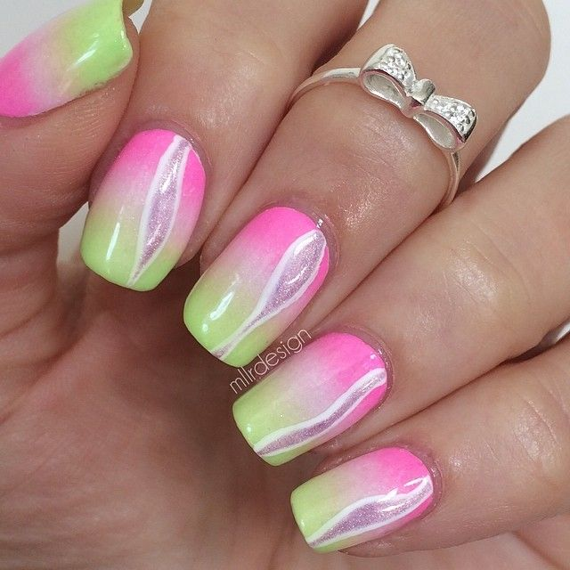 ombre nail art designs Quotes