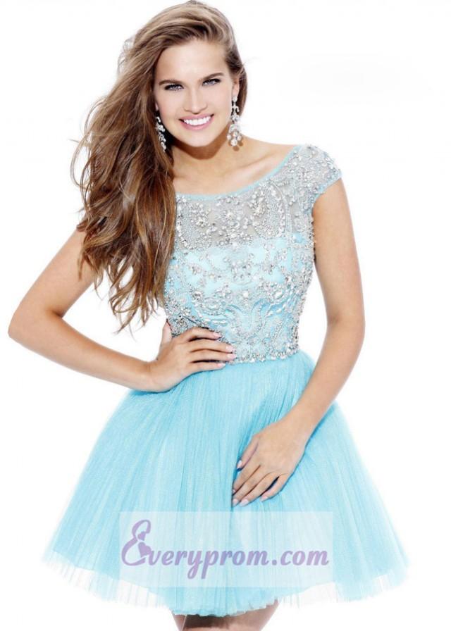 15 Best Short Dresses for 2014 Proms - Pretty Designs
