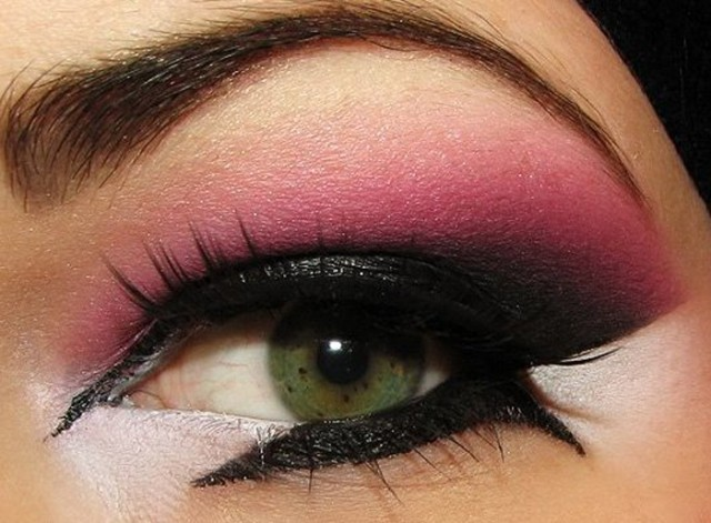 Party Makeup  15 Pink And Purple Makeup Ideas - Pretty Designs