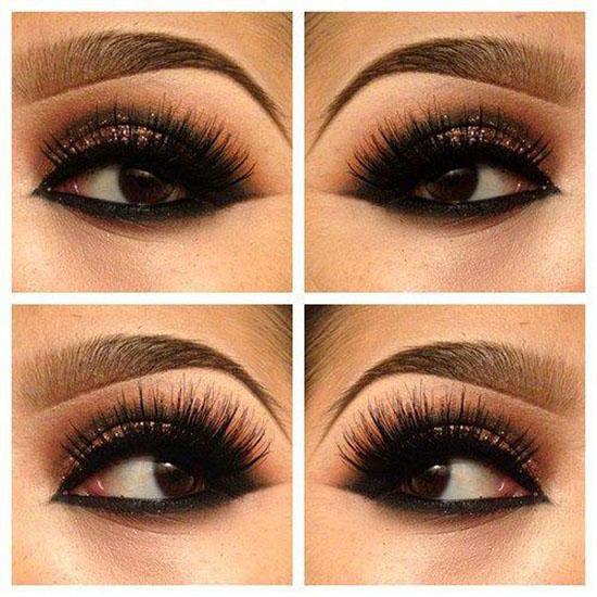15 Charming Night Makeup Ideas Pretty Designs