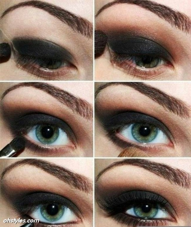 Perfect Smoky Makeup Tutorial