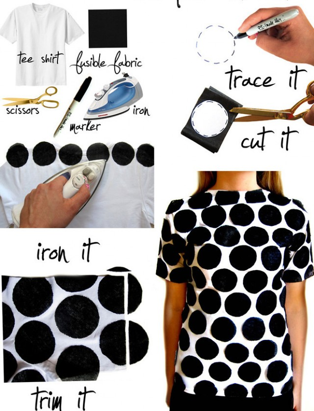 Polk Dot T-shirt