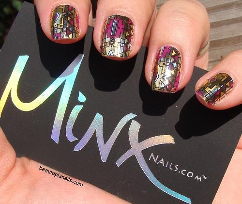20 minx nail designs you won u2019t miss