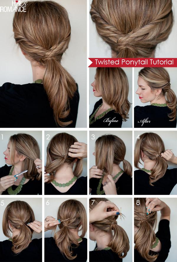 Hairstyles for long hair long hair tutorials for 2014 pretty designs pretty ponytail solutioingenieria Gallery
