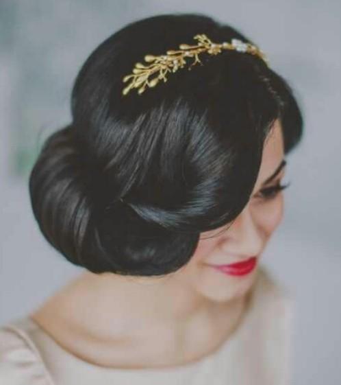 Pretty Wedding Hairstyles with Accessories - Pretty Designs