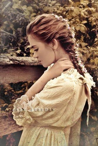 Romantic Braided Hairstyles