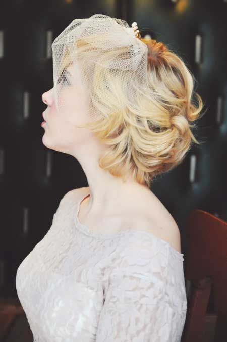 Wedding Hairstyles For Short Hair You Must Love Pretty