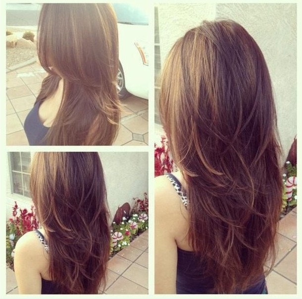2015 Best Layered Hairstyles For Women To Try Pretty Designs