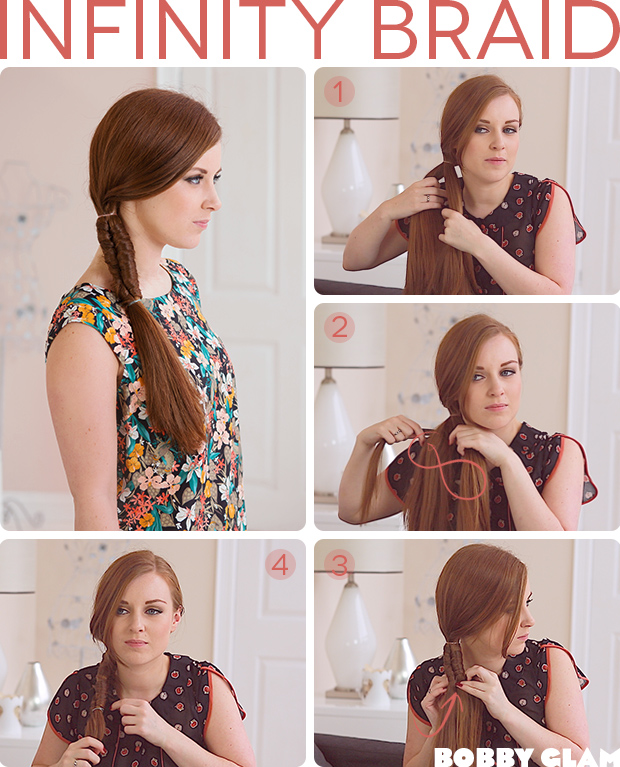 Braided Hair Tutorials For Hot Summer Pretty Designs