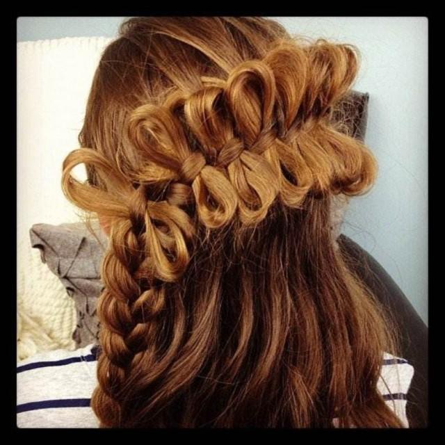 Magnificent 13 Hair Tutorials For Bow Hairstyles Pretty Designs Short Hairstyles Gunalazisus
