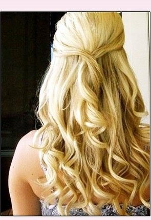 Admirable 40 Prom Hairstyles For 2014 Pretty Designs Hairstyles For Men Maxibearus