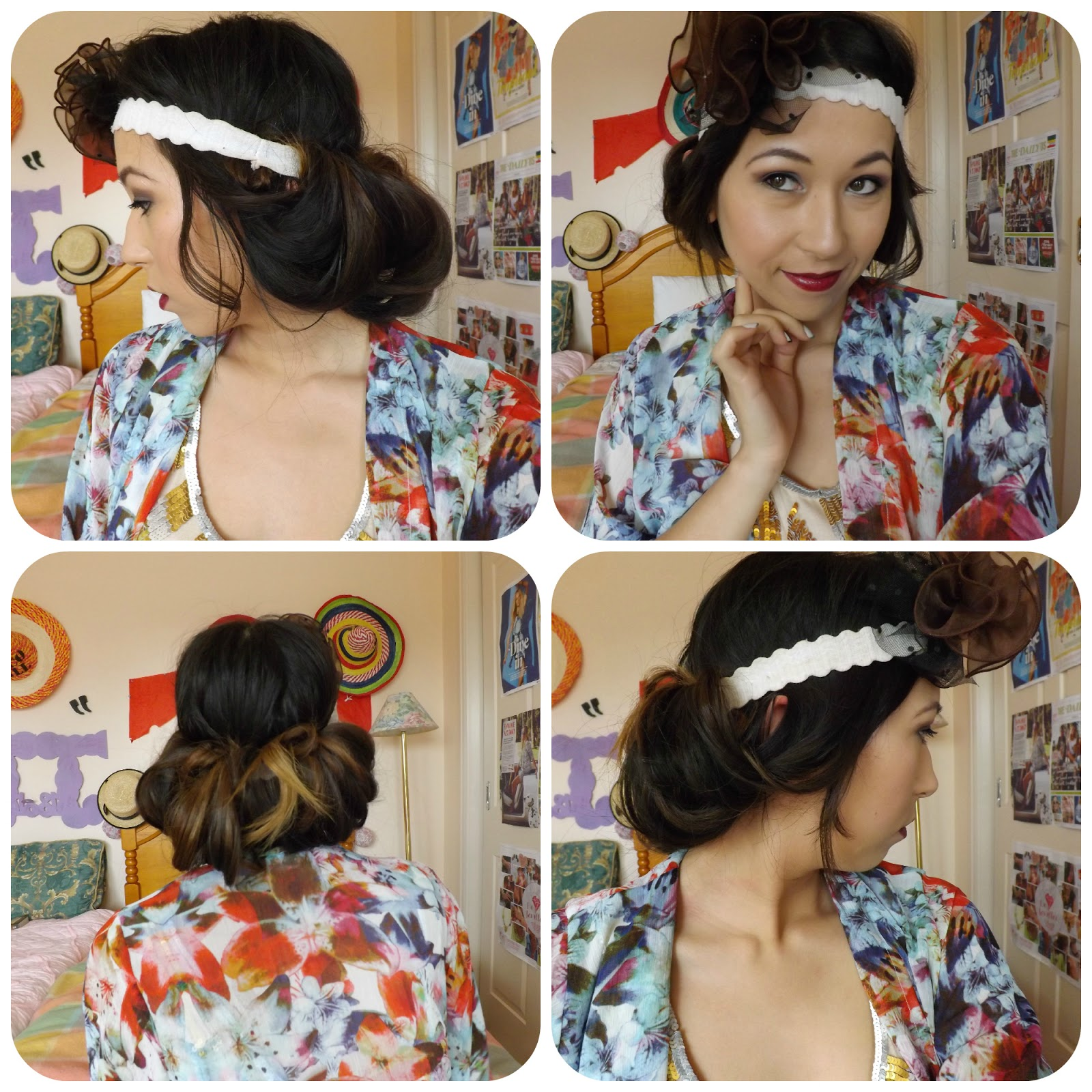 Get the Look The Great Gatsby Beauty  theFashionSpot