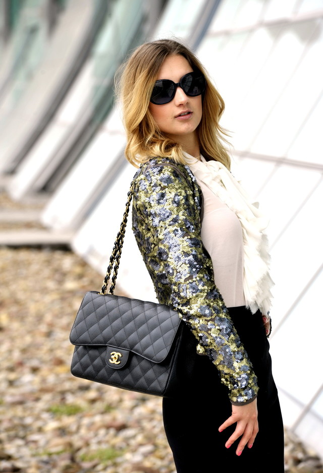 Stylish Sequined Outfit ideas for 2014