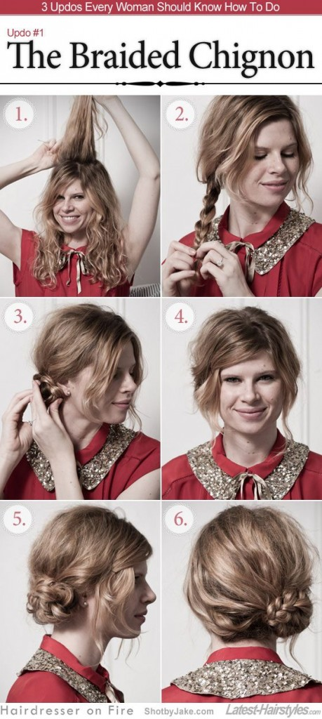Sensational 15 Incredible Hairstyle Tutorials For Curly Hair Pretty Designs Hairstyles For Women Draintrainus