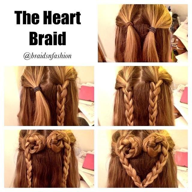 The Heart Braid via