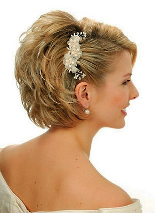 Amazing Wedding Hairstyles For Short Hair You Must Love Pretty Designs Short Hairstyles For Black Women Fulllsitofus